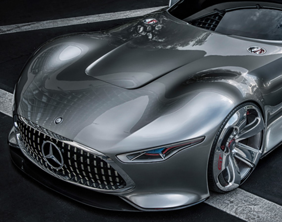 For The New PlayStation® 3 Racing Game Gran Turismo® 6, The Mercedes Benz  Designers Have Developed The Visionary Concept Of A Super Sports Car U2013 The  ...