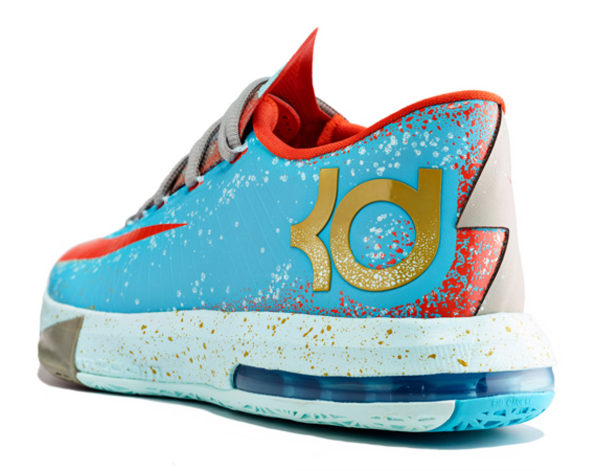 """size 40 efaf5 a5ae0 Nike KD 6 - """"Maryland Blue Crab""""   Officially Unveiled"""