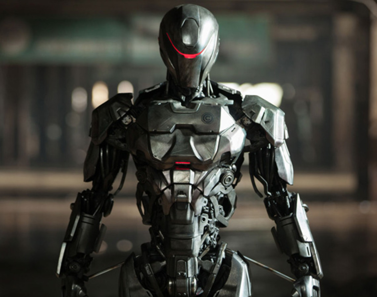 RoboCop - OmniCorp Keynote Presentation at the 2027 CES | Video - 0