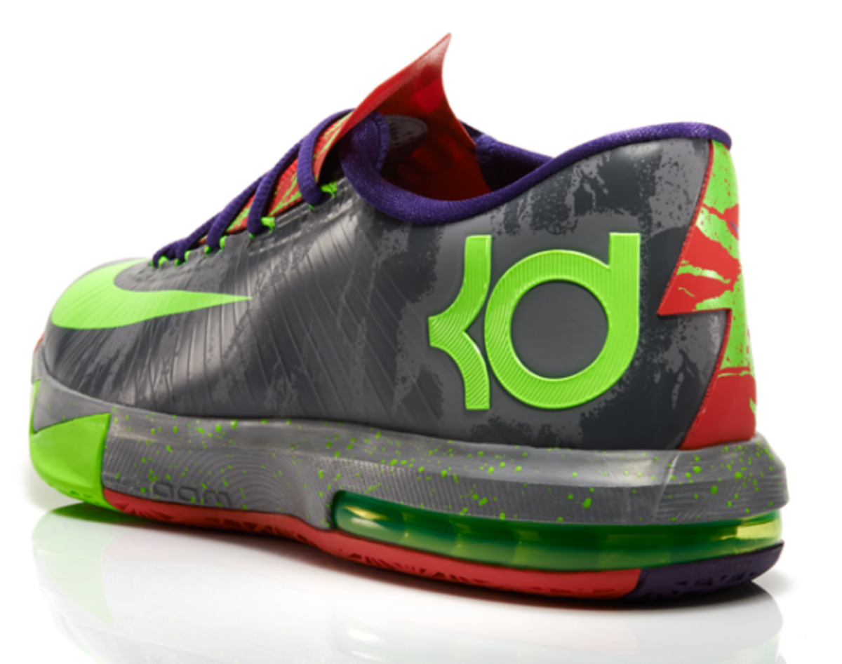 super popular e5922 8544a Nike HQ was busy with Kevin Durant s signature shoe this year, releasing  quite a few new KD 6 colorways for us to lap up - with a notable exclusion  of his ...
