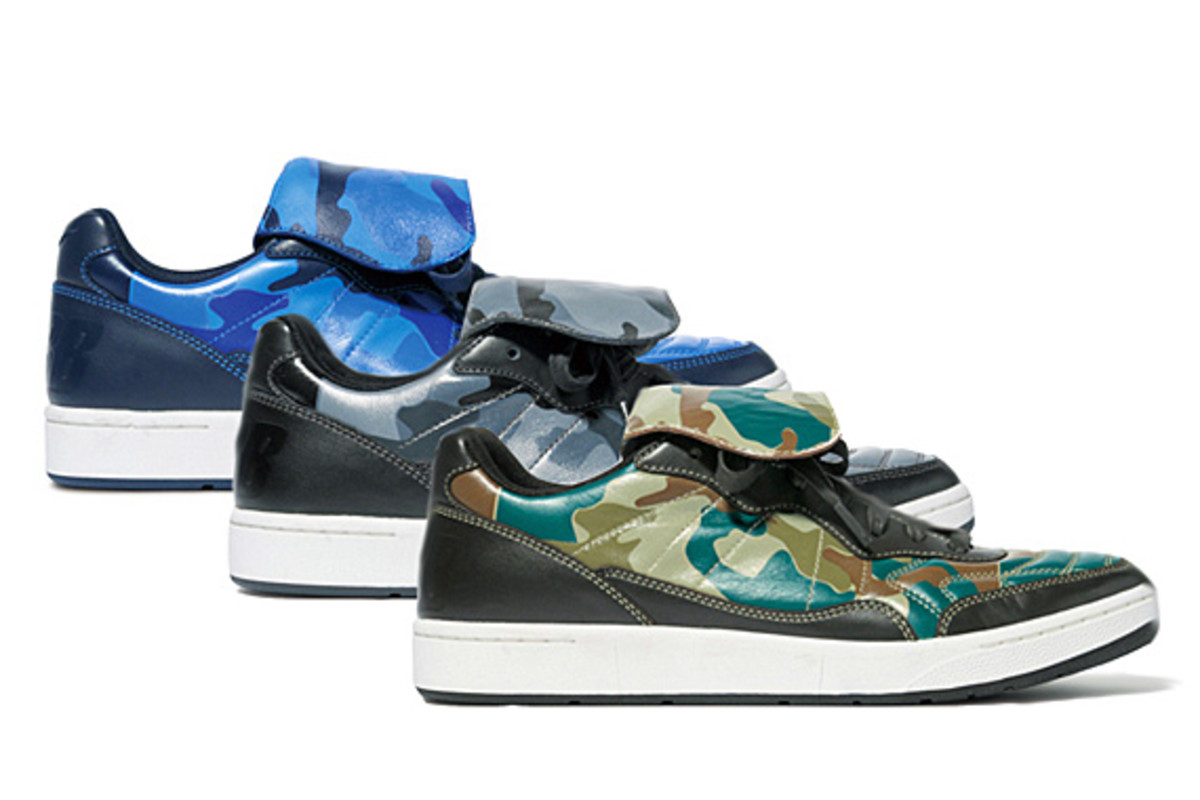 Adding to the recent slew of Nike Tiempo  94 silhouettes are three from  Hirofumi Kiyonaga s F.C.R.B. collection for Spring Summer 2014. 1490355d7