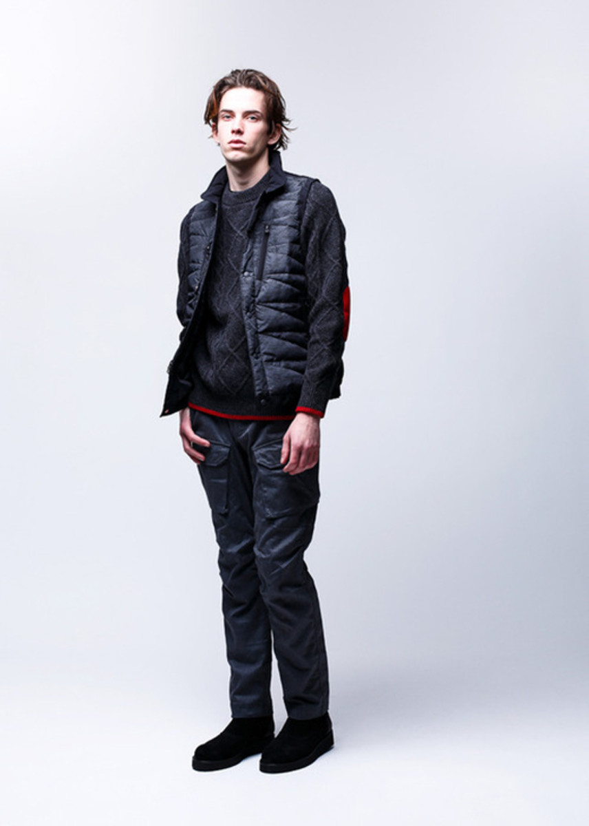 White Mountaineering - Fall Winter 2014 Collection Lookbook 07