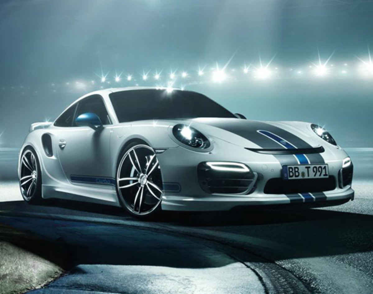 2014 Porsche 911 Turbo Tuned | By TechArt - 0