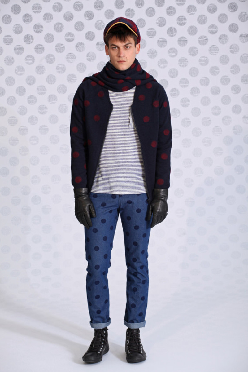 Band of Outsiders – Fall/Winter 2014 Collection Lookbook - 18
