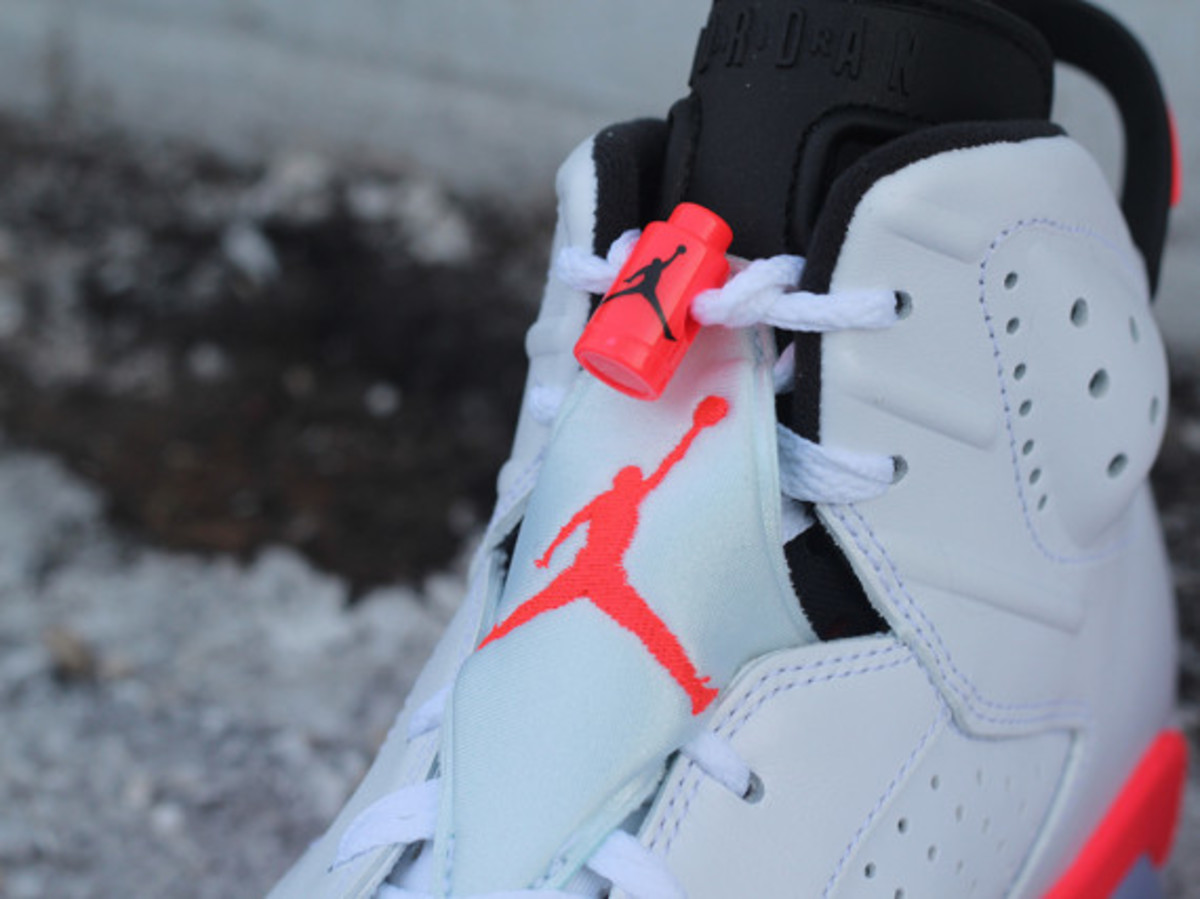 "8d5f14c60772 ... Another Look at the Air Jordan 6 ""Infrared"" Retro  NOHBLE – Newark 795  Broad Street Map Newark"