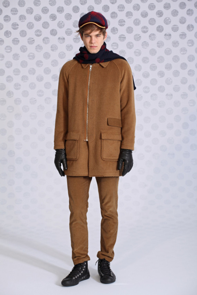 Band of Outsiders – Fall/Winter 2014 Collection Lookbook - 13