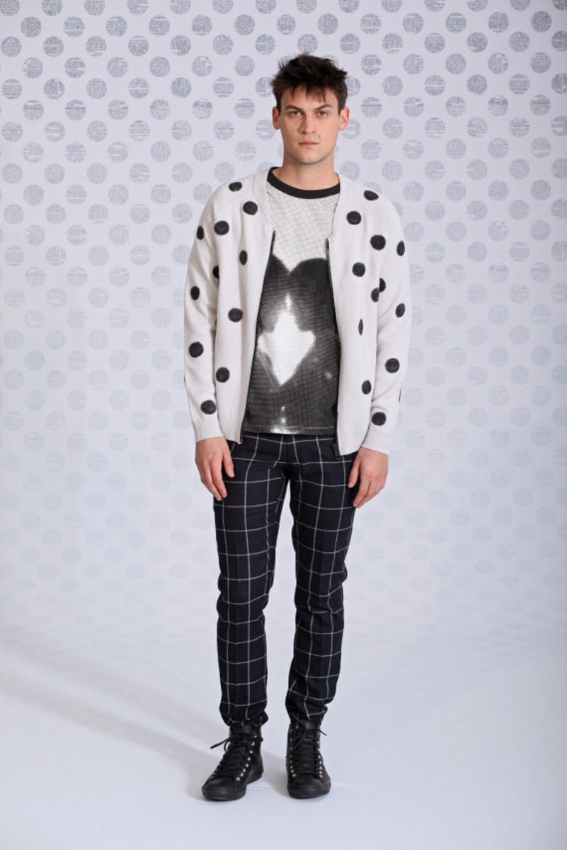 Band of Outsiders – Fall/Winter 2014 Collection Lookbook - 3