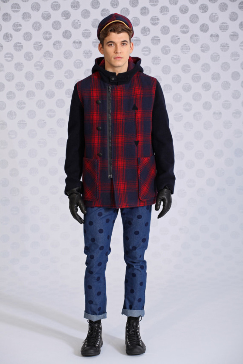 Band of Outsiders – Fall/Winter 2014 Collection Lookbook - 17