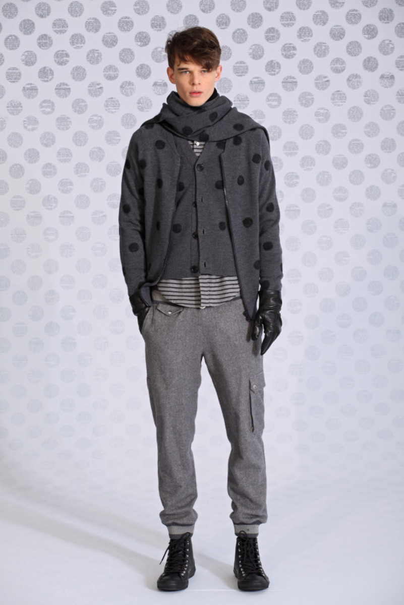 Band of Outsiders – Fall/Winter 2014 Collection Lookbook - 8