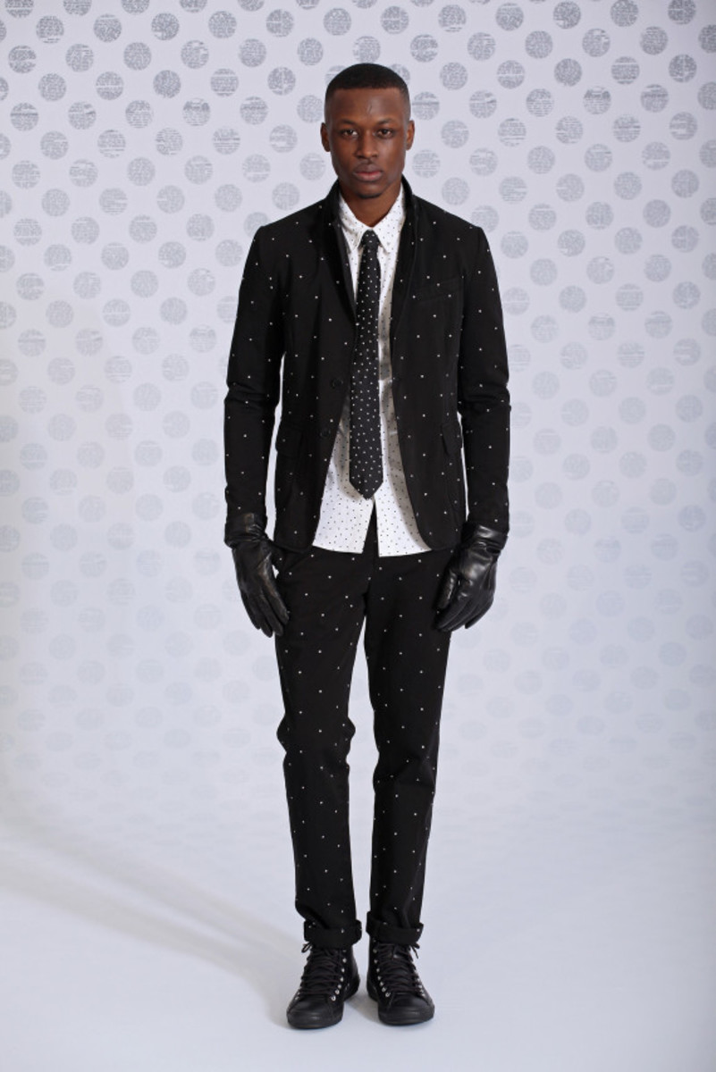 Band of Outsiders – Fall/Winter 2014 Collection Lookbook - 2