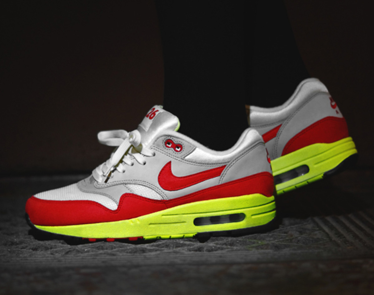 online store c9771 51a2d Nike Air Max 1 3.26 Birthday - On-Feet Images