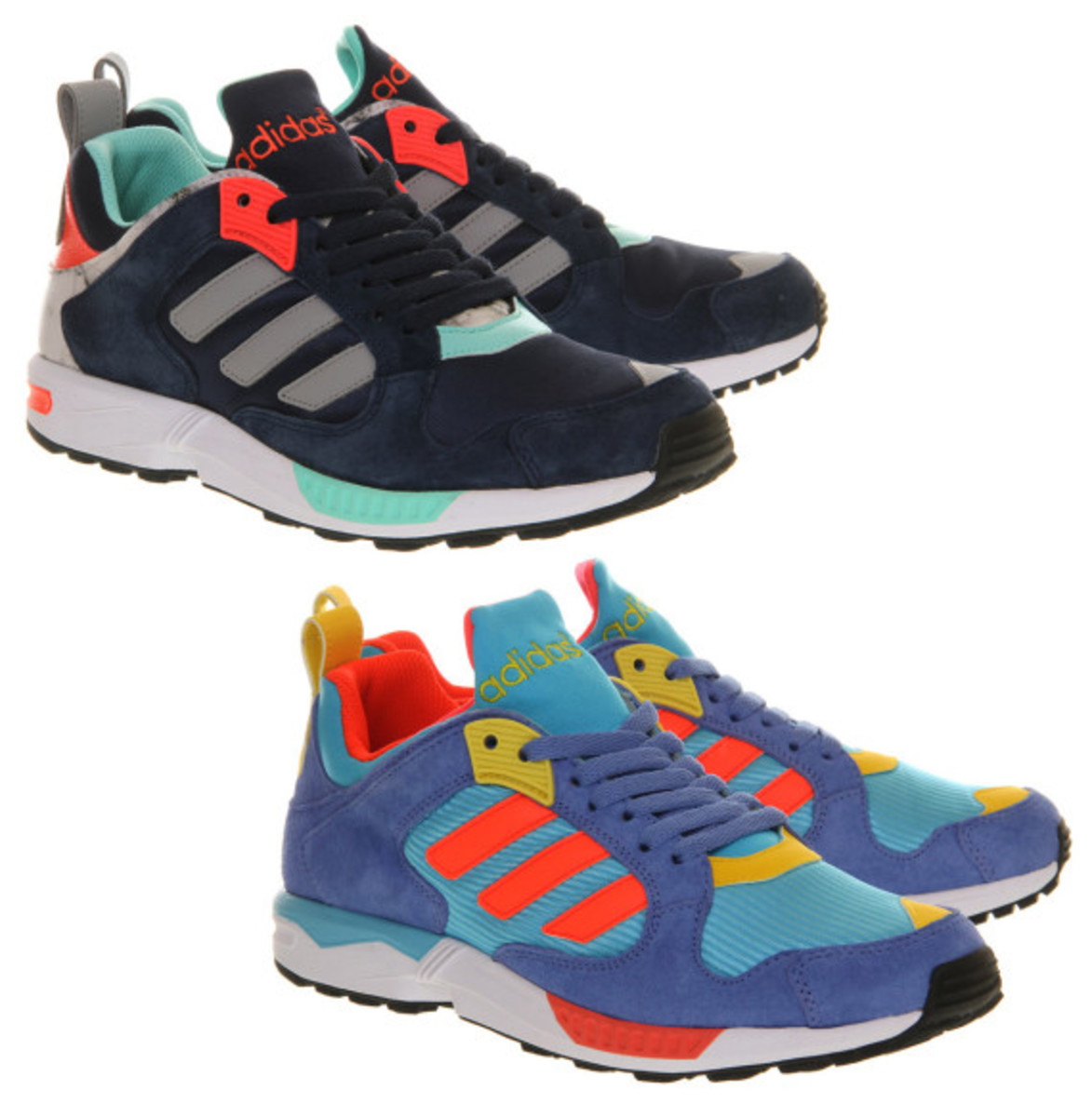 "brand new 067db 32ec5 OFFSPRING x adidas Originals ZX 5000 Response – ""Retro vs ..."
