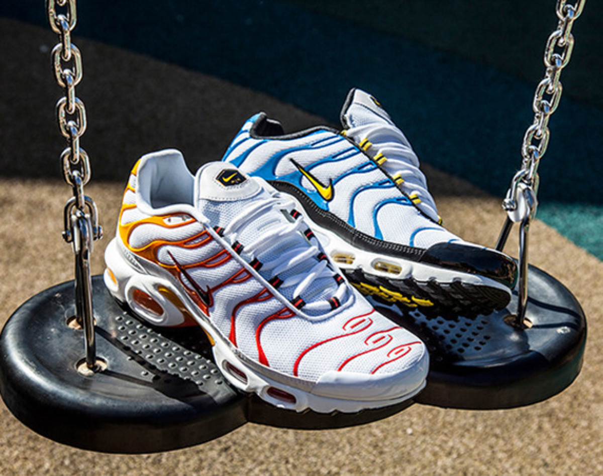 "super popular 2a12e a07c5 Nike Air Max Plus ""Reverse OG Pack"" - Freshness Mag"