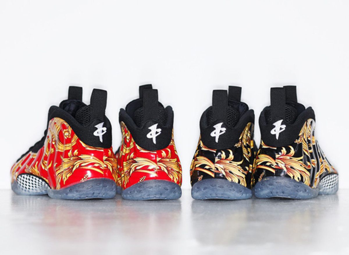 281152d9552 Supreme x Nike Air Foamposite 1 Collection