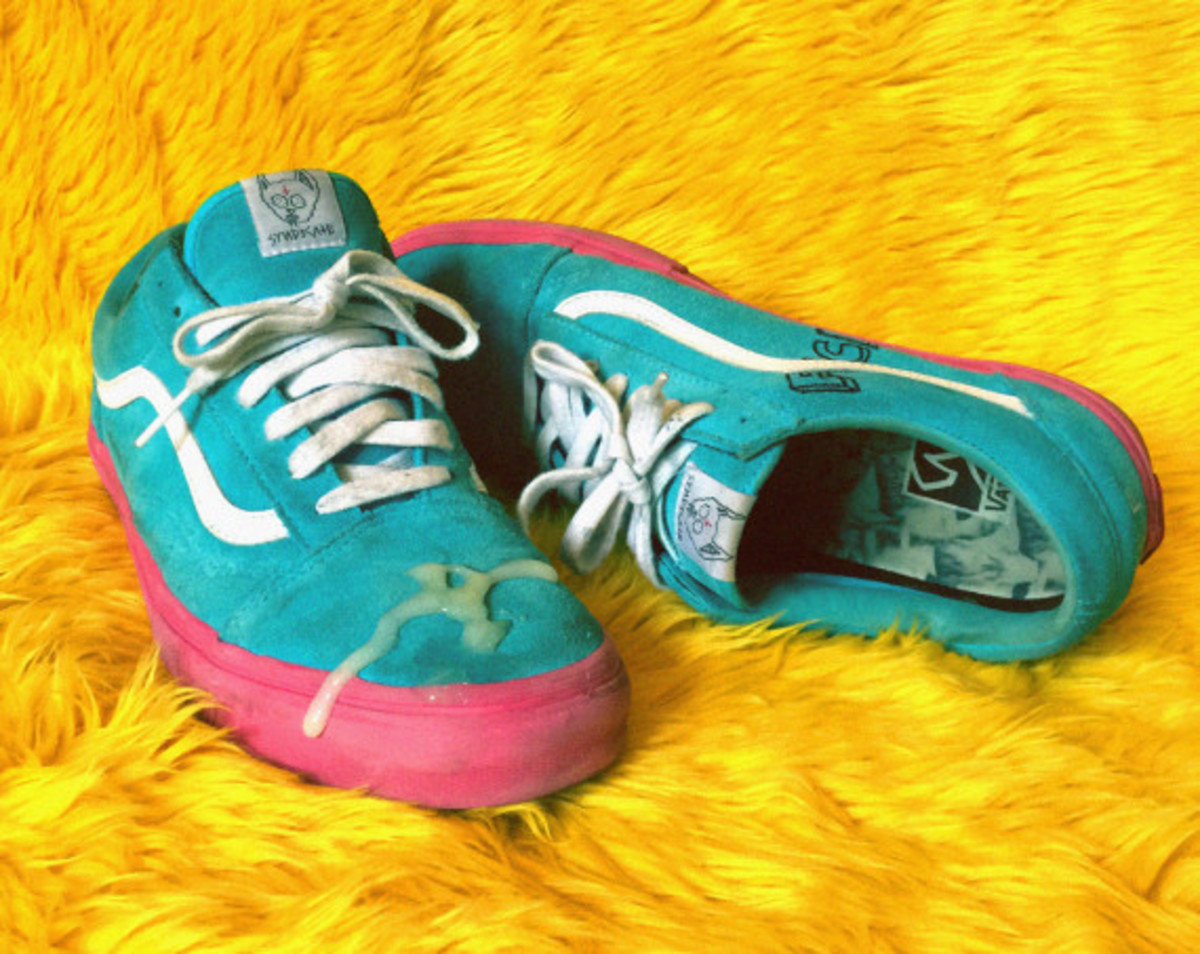 "98bb08f50027e6 Odd Future x VANS Syndicate ""Golf Wang"" - Summer 2014"