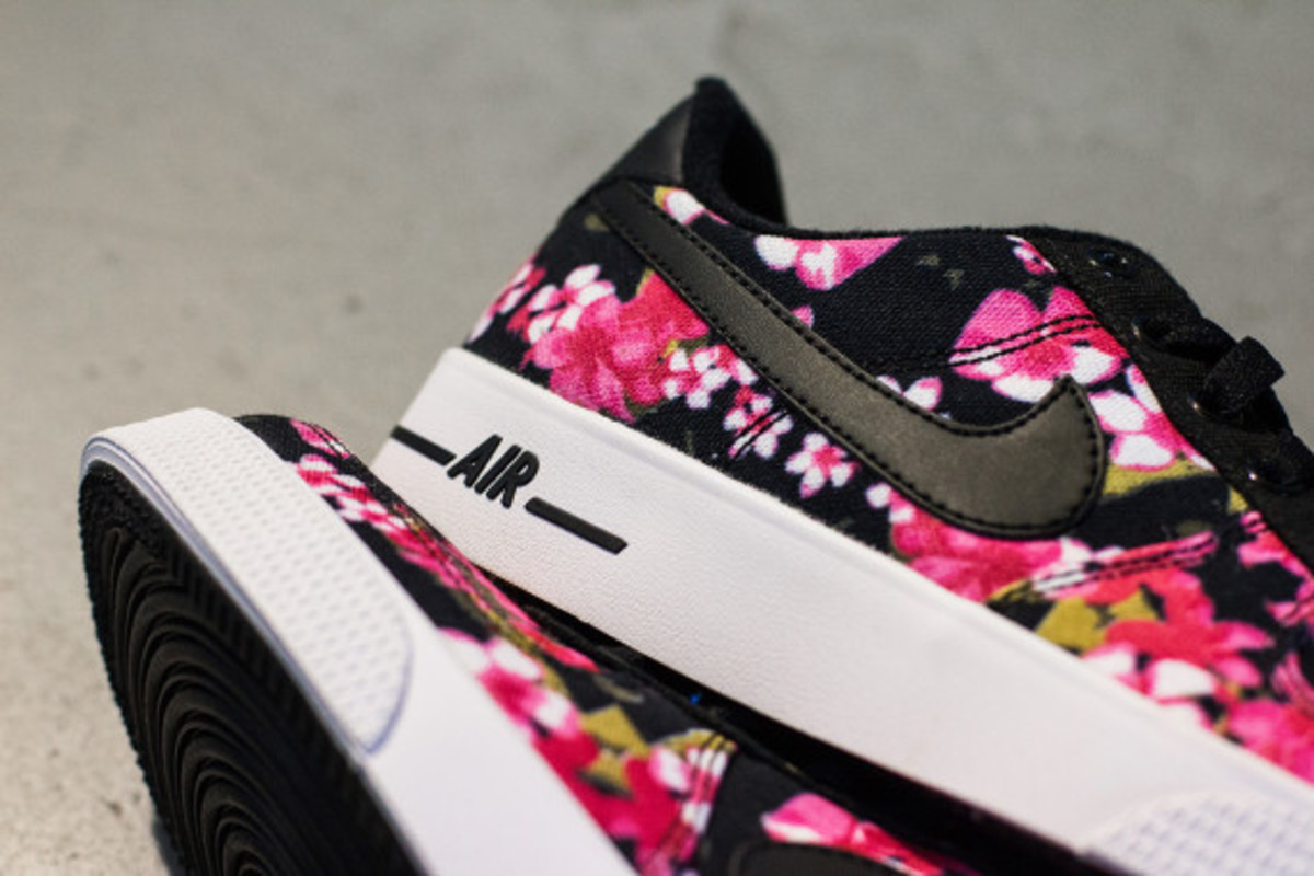 nike air force one ac gs floral