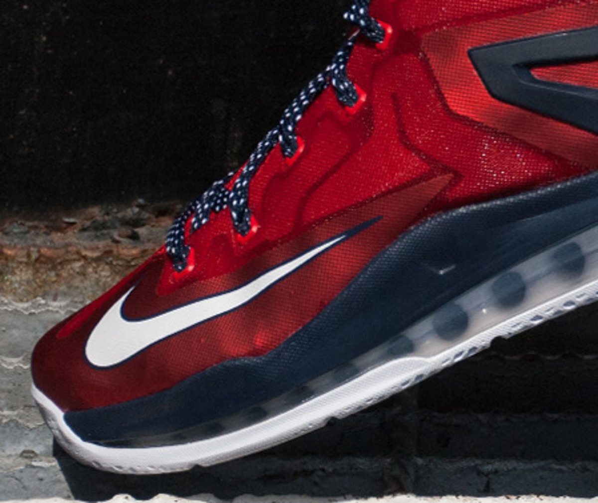 "Nike LeBron 11 Low - ""Independence Day 2014"" - Freshness Mag"