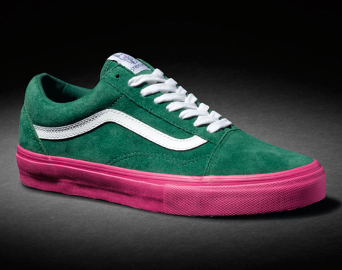 Odd Future X VANS Syndicate Old Skool Pro S