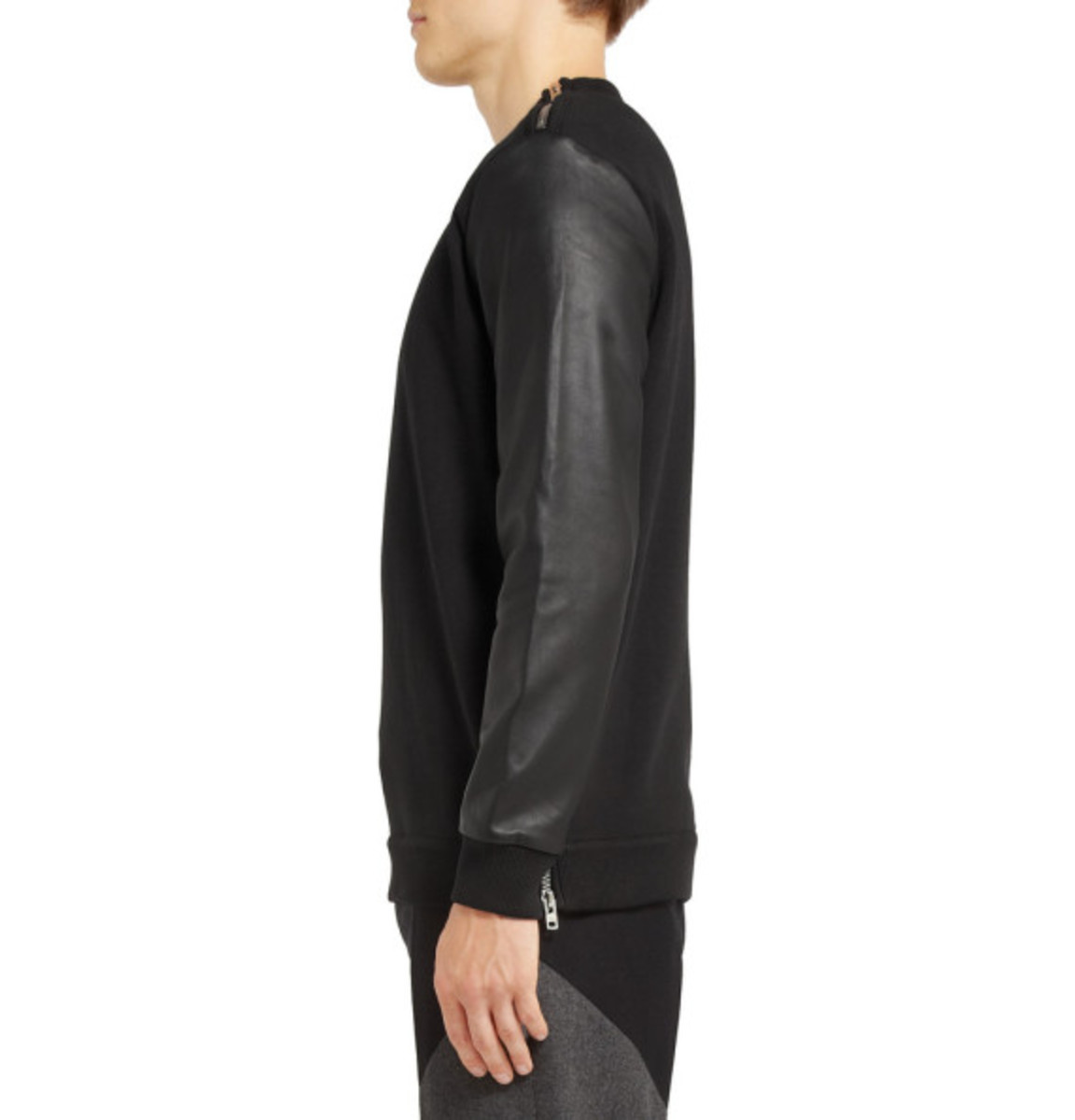 givenchy-leather-sleeved-cotton-sweater-04
