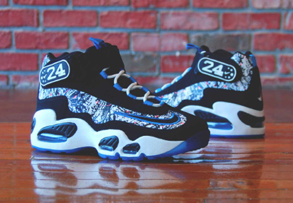 Nike Air Griffey Max 1 BlackLight Magnet Grey Metallic