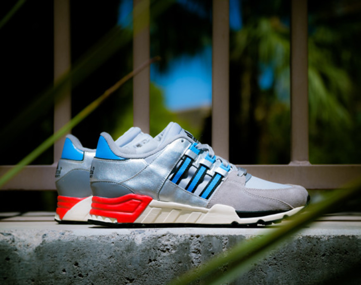 "more photos e550d 4ba3d Packer Shoes x adidas Originals EQT Running Support 93 ""Micropacer"""