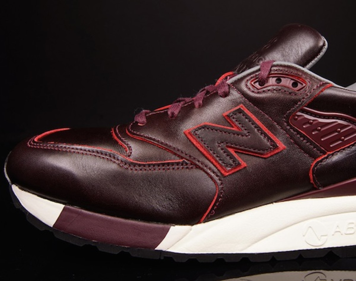 "finest selection 64248 42079 New Balance 998 ""Horween Leather"" 