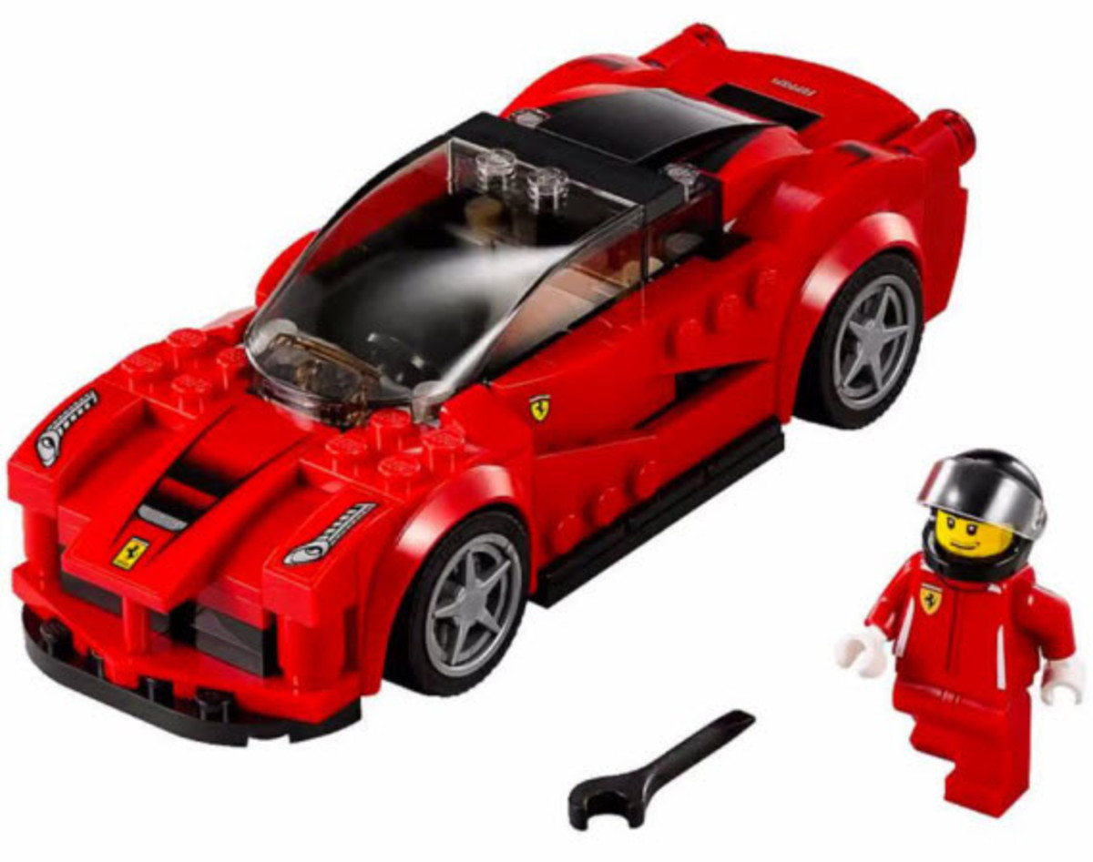 lego speed champions collection featuring mclaren p1 and. Black Bedroom Furniture Sets. Home Design Ideas
