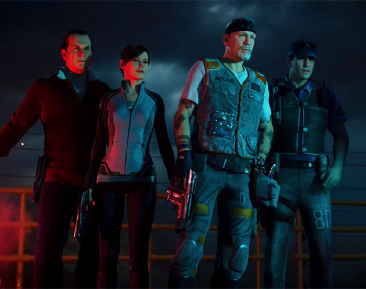 "Call of Duty: Advanced Warfare – ""Exo Zombies Havoc ..."