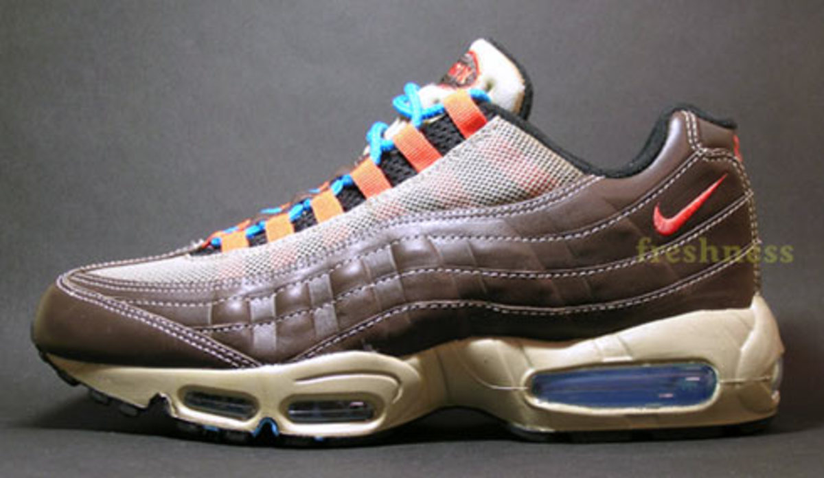 Nike  Air Max 95 iD Launches at NIKEiD Studio March 9th - 3