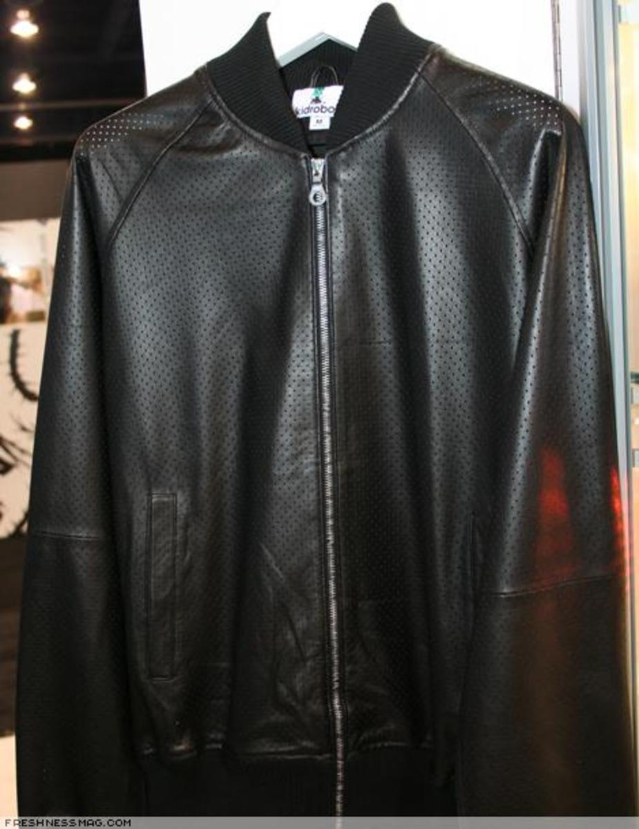 MAGIC - Kidrobot - Perforated Jacket + More... - 1