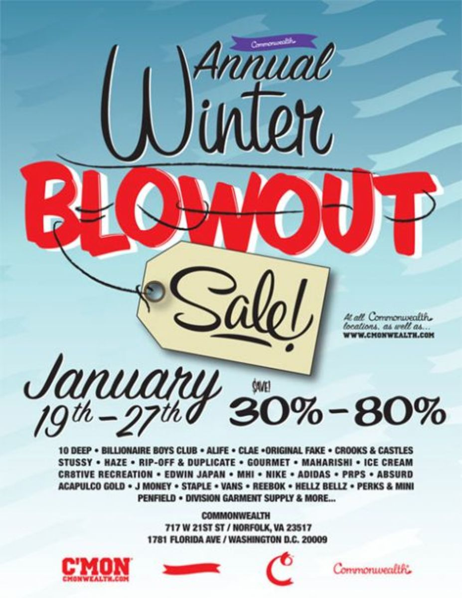 Commonwealth - Winter Blowout Sale - 0