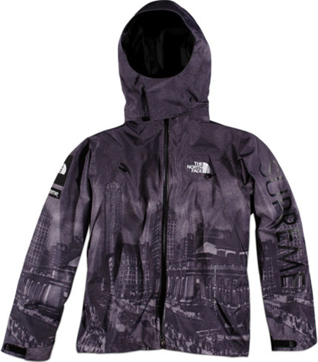 Supreme x The North Face - Summit Series Jackets - 2