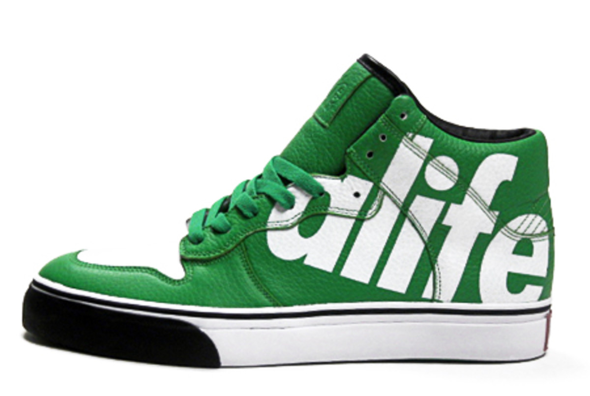 Alife Spring 2008 Footwear Collection