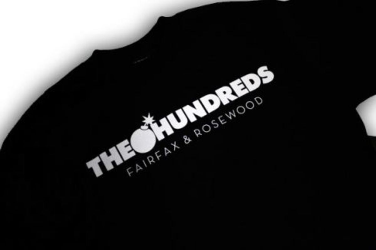 The Hundreds - 1 Year Rosewood Anniversary Tee - 0