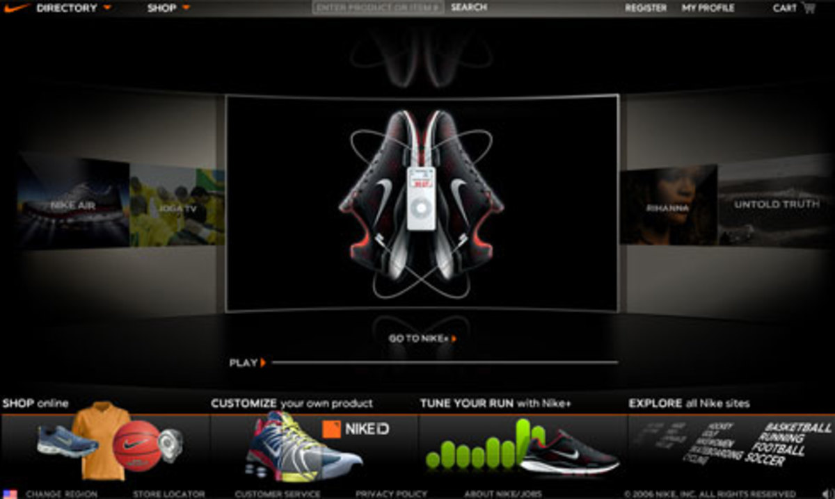 Nike.com - USA Relaunch - 0