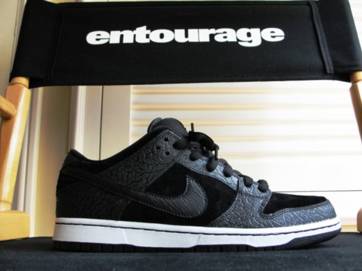 Entourage x Nike SB Dunk Low Premium  Lights Out | Detailed Look + Video