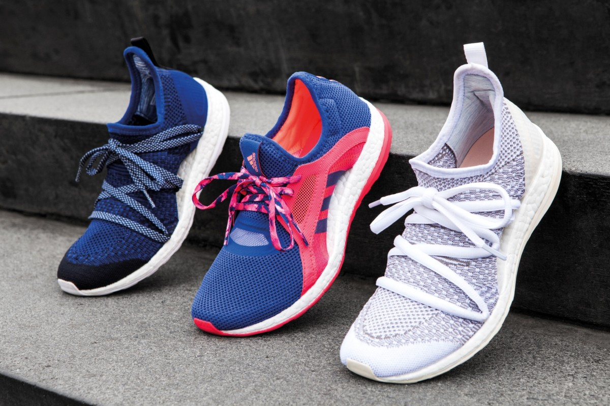 adidas Redefines Women s Running with the PureBOOST X - Freshness Mag e23e2059e