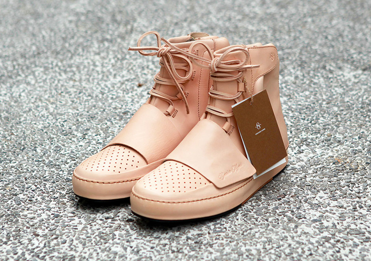online store e679a 9dd70 adidas Yeezy 750 Boost Reimagined With Premium Natural ...