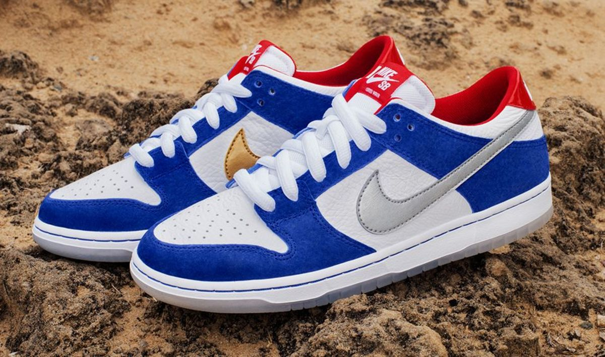 Ishod Wair Gets a New Nike SB Dunk Low - Freshness Mag 8ce960187