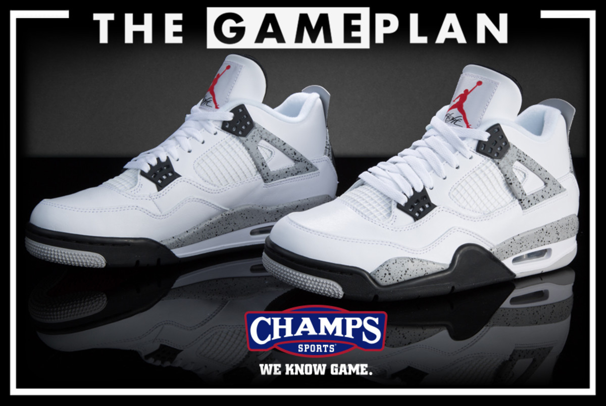 ac623bad601 air-jordan-4-champs-sports-01.jpg. The latest edition of the Game Plan ...