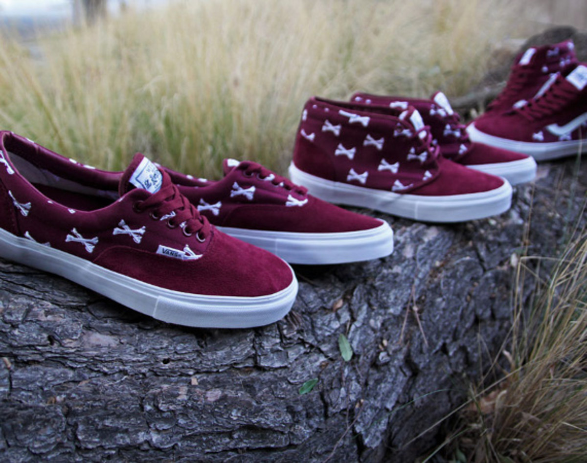 81035912c0 Anticipation for this VANS Syndicate x WTAPS collaboration was stoked this  past summer