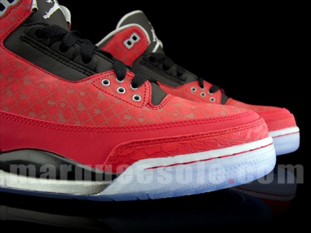 timeless design b8553 ca985 Nike Doernbecher Freestyle VII Collection Air Jordan III (3) by Cole ...