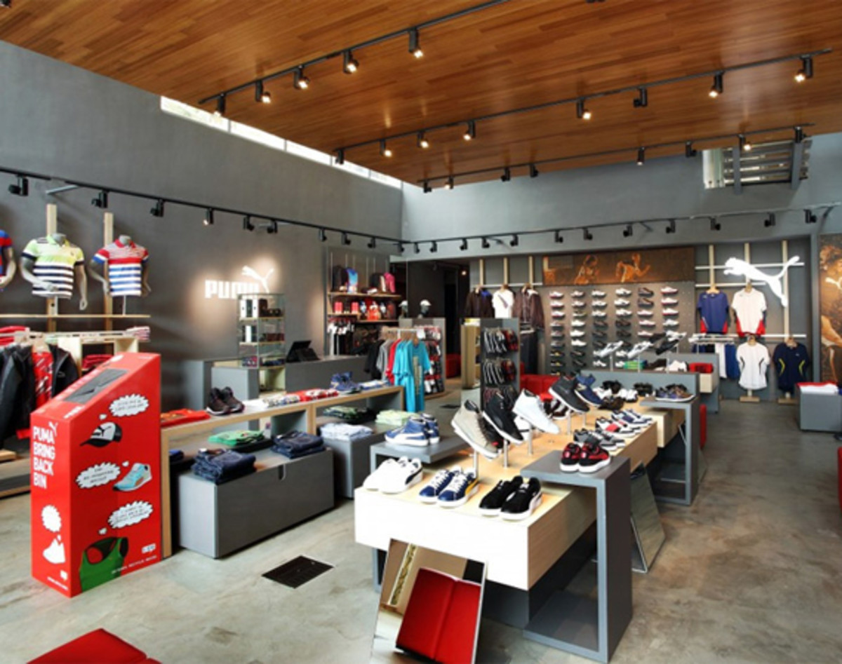 Puma World S First Sustainable Retail Store Video