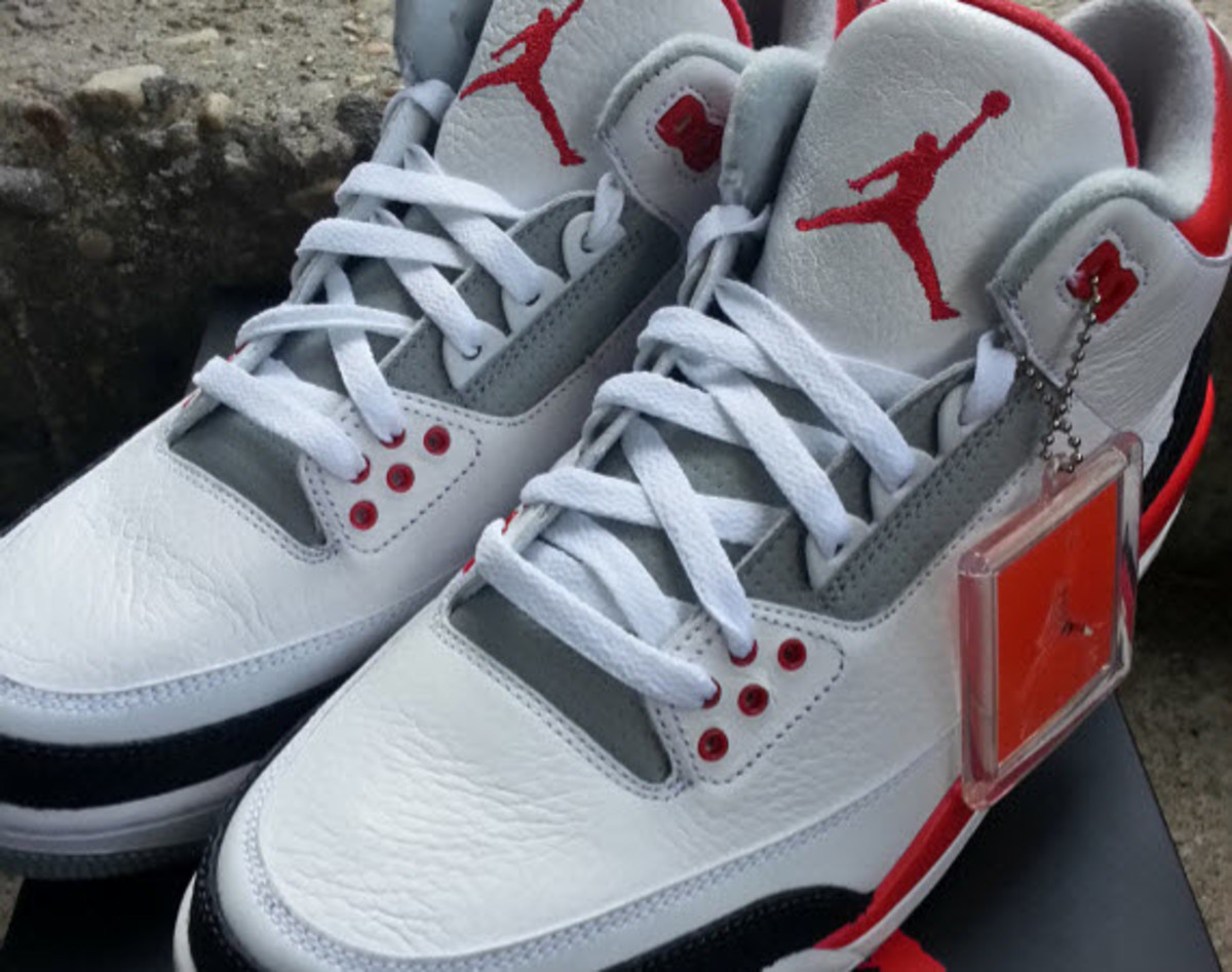 best service cb967 c16d6 Alright sneakerheads, get out those calendars because we ve got a new date  for you to mark  The return of the Fire Red Air Jordan 3 Retro is coming on  ...
