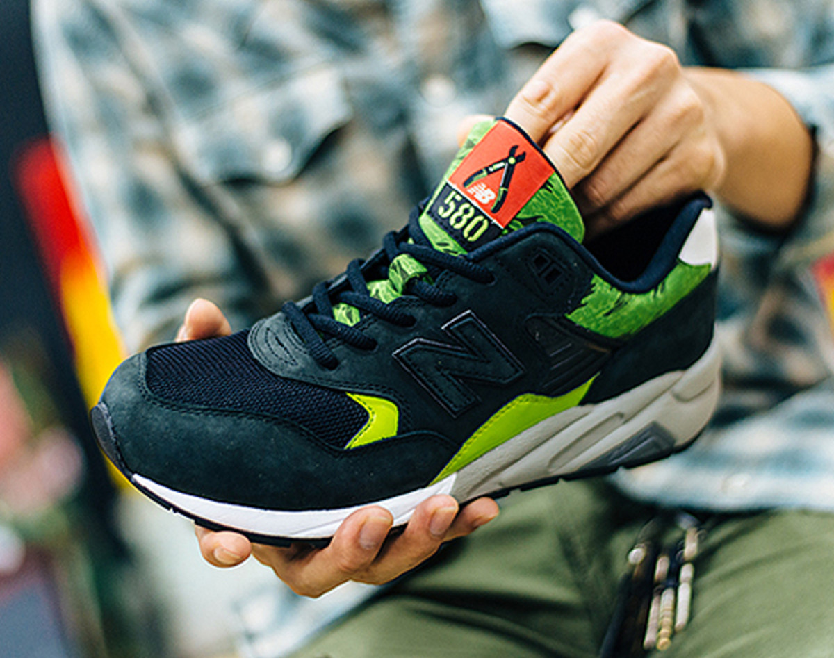 finest selection efd89 8372b mita sneakers x SBTG x New Balance MRT580 - Freshness Mag