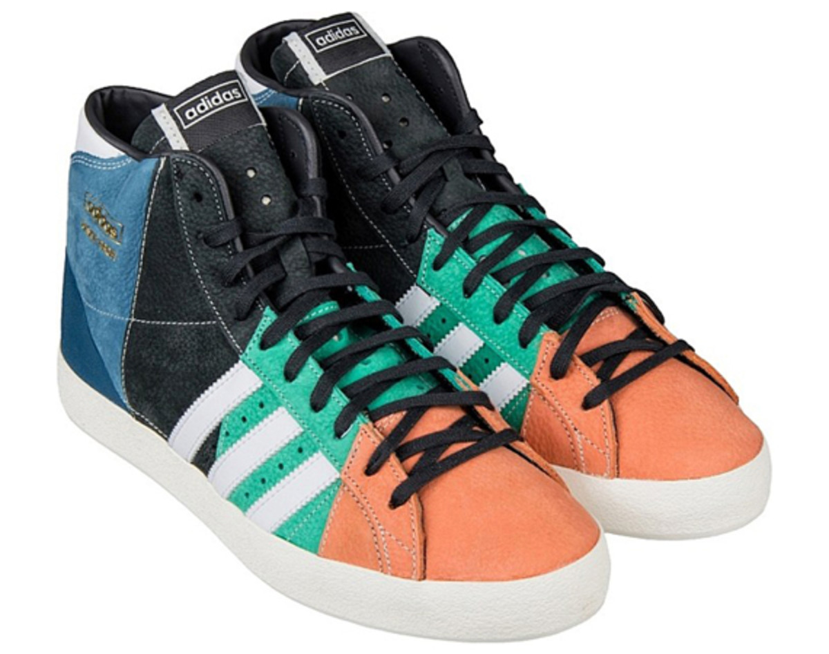 811381d2fffd Making a return for the Spring Summer 2014 season are Basket Profi OG  sneakers from adidas Originals. While previous pairs were conservative in  style