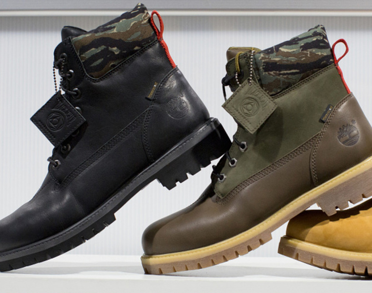 Black Scale X Timberland 6 Quot Boots Preview Freshness Mag
