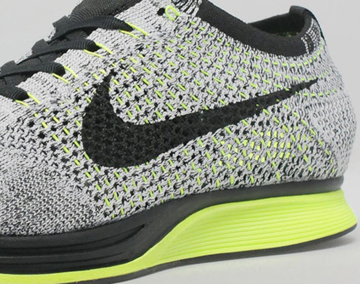 58eb89a2028f The Nike Flyknit Racer can claim more to its name than just an innovative