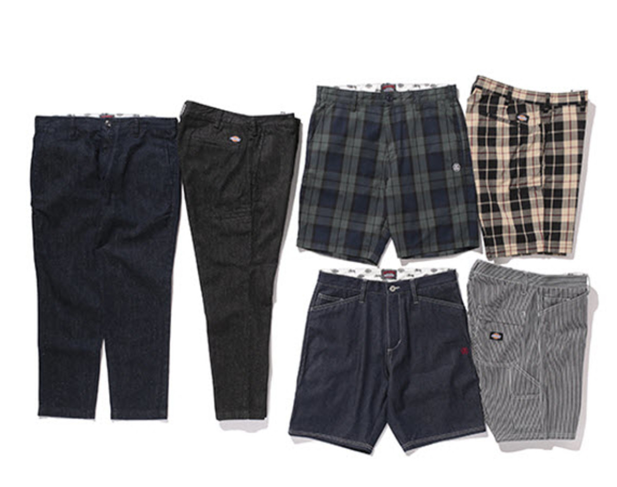 Stussy x Dickies - Collaboration Collection