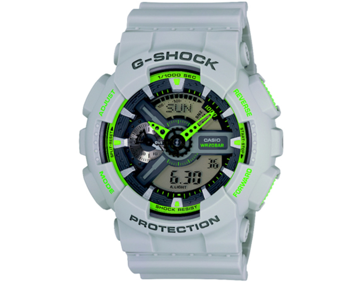 306d86d9596ec Casio are making all the right decisions lately when it comes to their G- Shock lineup